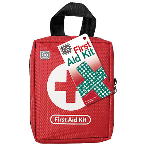 Buy Go Travel First Aid Kit Online at johnlewis.com