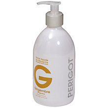 Buy Perigot Eco Liquid Soap, Ginger, 500ml Online at johnlewis.com
