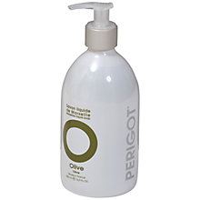 Buy Perigot Eco Liquid Soap, Olive Oil, 500ml Online at johnlewis.com