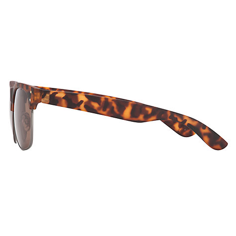 Buy John Lewis Clubmaster Sunglasses, Tortoiseshell Online at johnlewis.com
