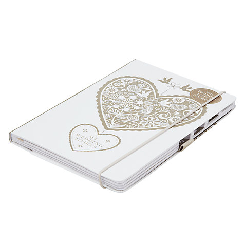 Buy K TWO My Wedding To-Do's Planner Online at johnlewis.com