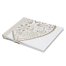 Buy K Two Wedding Photo Album Online at johnlewis.com