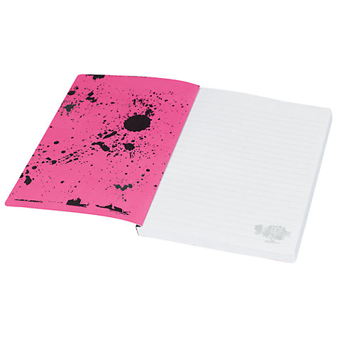 Buy Mr Messy A5 Notebook Online at johnlewis.com