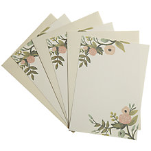 Buy Rifle Paper Co Social Stationery Notecards, Pack of 12 Online at johnlewis.com
