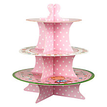 Buy Rachel Ellen Mary the Fairy Three Tier Cake Stand Online at johnlewis.com
