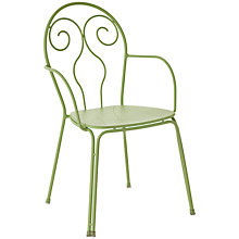 Buy EMU Caprera Outdoor Dining Armchair, Set of 4 Online at johnlewis.com