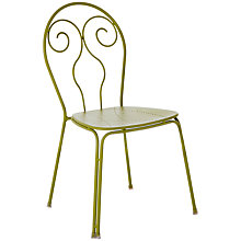 Buy EMU Caprera Outdoor Dining Chair, Set of 4 Online at johnlewis.com
