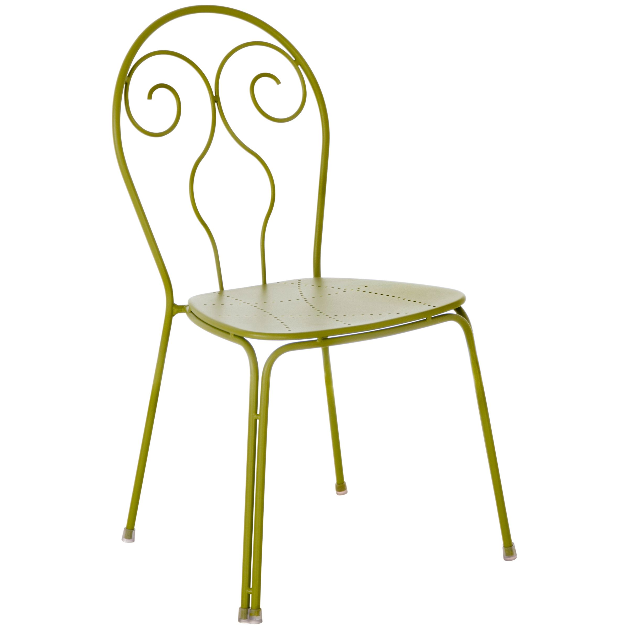EMU Caprera Outdoor Dining Chairs, Set of 4