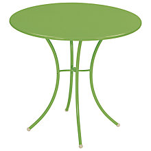 Buy EMU Pigalle Round 2 Seater Outdoor Dining Table Online at johnlewis.com