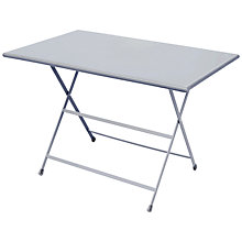 Buy EMU Arc En Ciel Rectangular 4 Seater Outdoor Dining Table Online at johnlewis.com