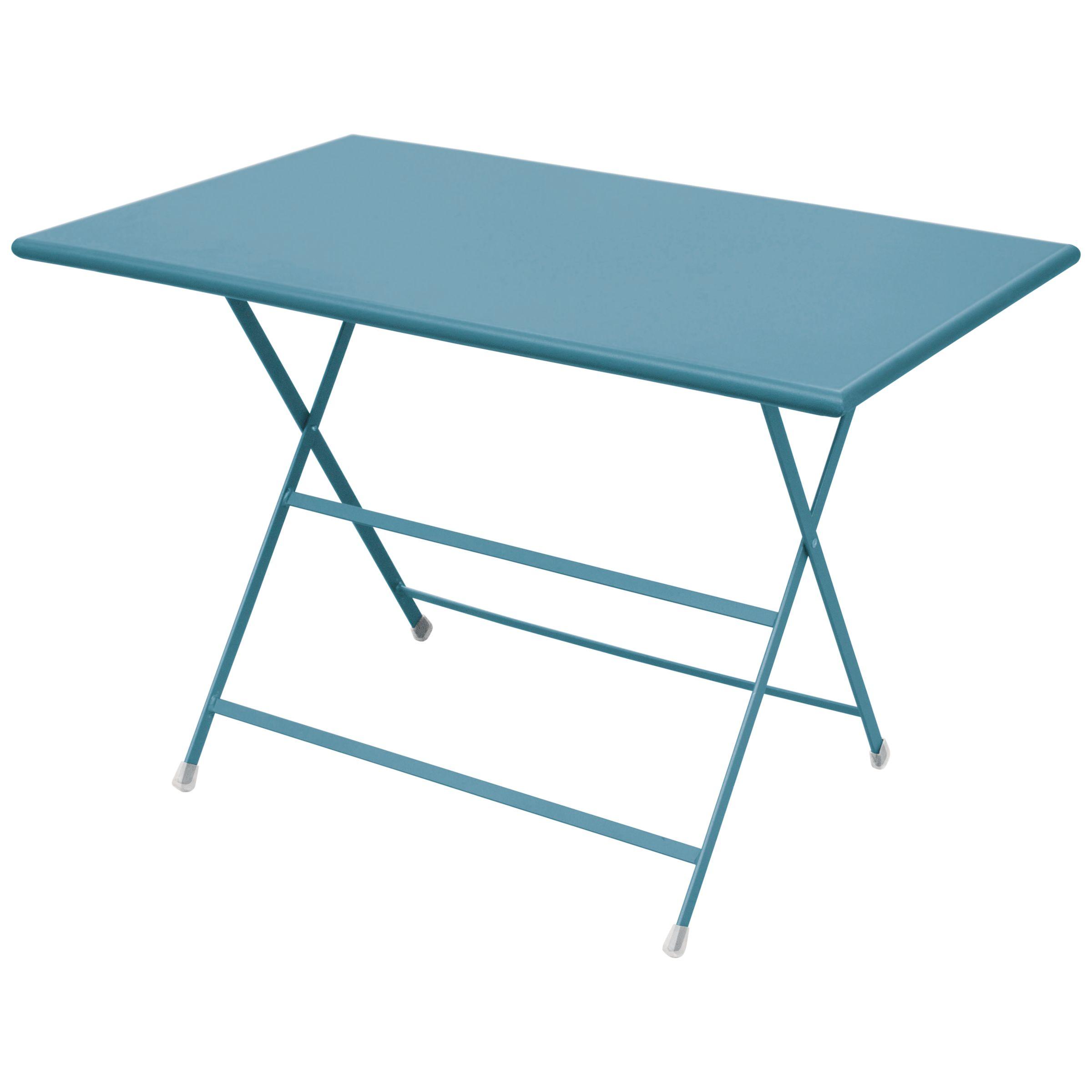 EMU Arc En Ciel Rectangular 4 Seater Outdoor Dining Tables