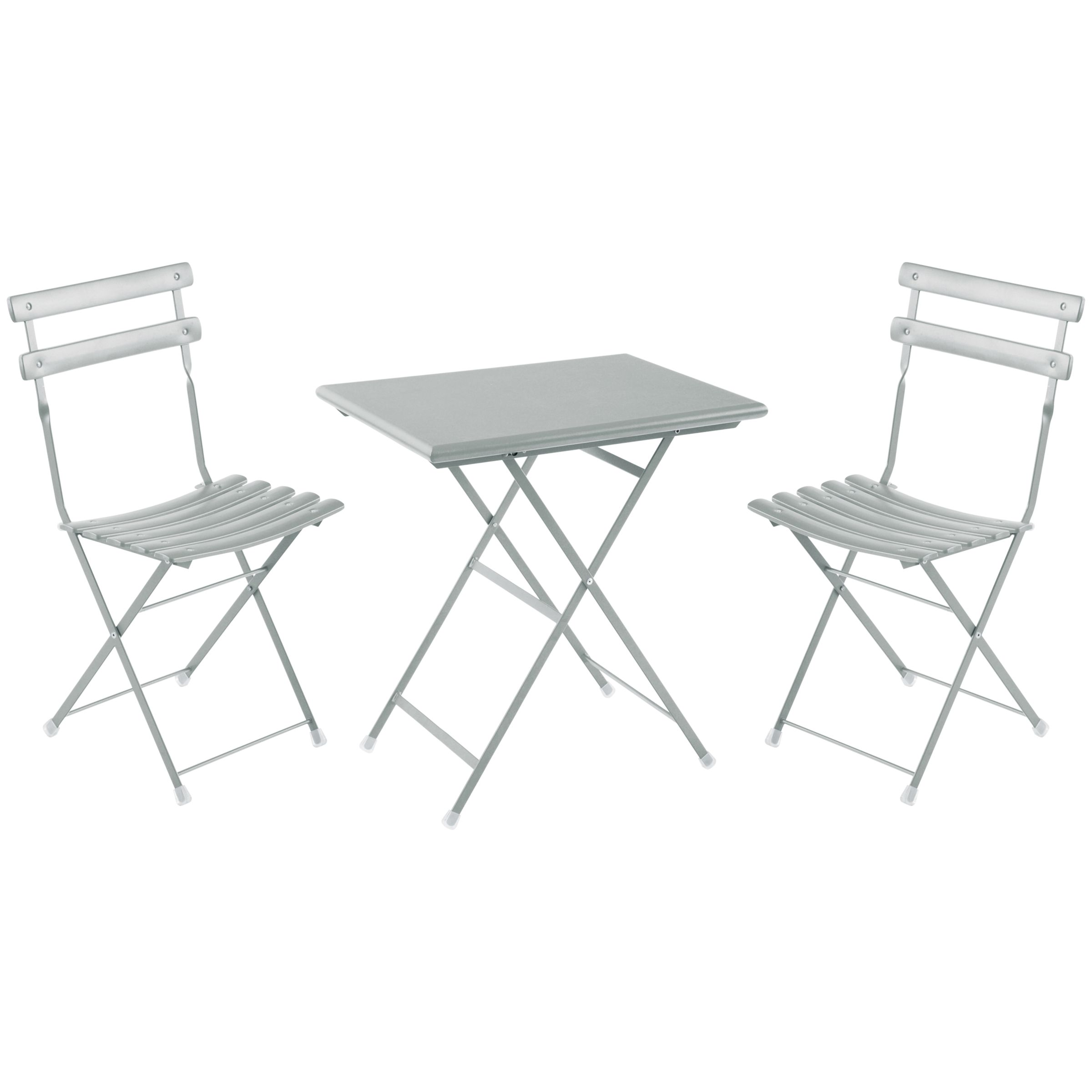 EMU Arc en Ciel 2 Seater Square Outdoor Furniture Set