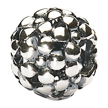 Buy Trollbeads Silver Blossom Bead Online at johnlewis.com