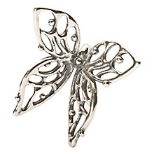 Buy Trollbeads Silver Big Butterfly Pendant Online at johnlewis.com