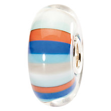 Buy Trollbeads Glass Beach Ball Bead, Multi Online at johnlewis.com
