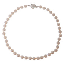 Buy Carolee White Faux Pearl Necklace Online at johnlewis.com
