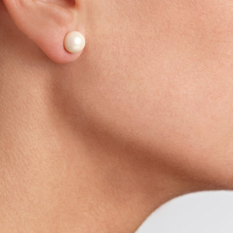 Buy Carolee Faux Pearl Stud Earrings Online at johnlewis.com
