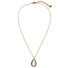 Buy Carolee Candy Colours Pear Drop Pendant Necklace Online at johnlewis.com