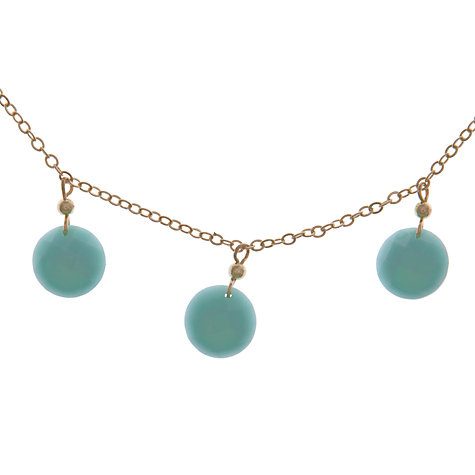 Buy Carolee Candy Colours Long Charm Necklace Online at johnlewis.com
