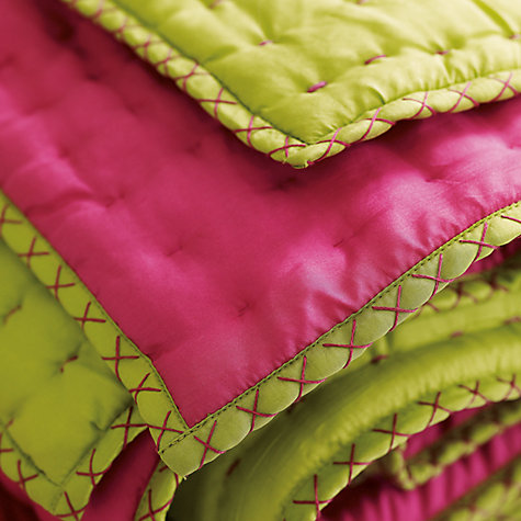 Buy Designers Guild Chenevard Silk Throw Online at johnlewis.com