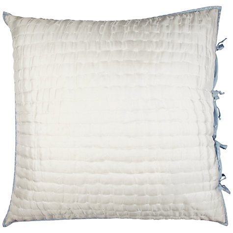 Buy Designers Guild Chenevard Silk Cushion Online at johnlewis.com