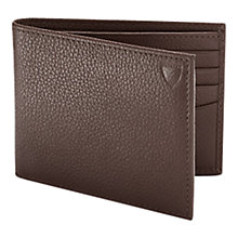 Buy Aspinal of London Leather Billfold Wallet Online at johnlewis.com