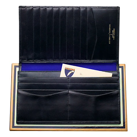 Buy Aspinal of London Leather Breast Pocket Wallet Online at johnlewis.com