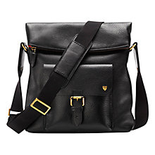 Buy Aspinal of London Dean Messenger Bag Online at johnlewis.com