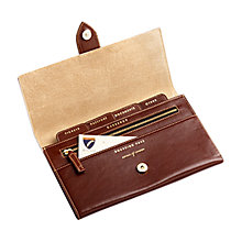 Buy Aspinal of London Deluxe Travel Wallet Online at johnlewis.com