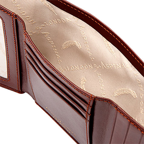 Buy Aspinal of London Tri-Fold Wallet Online at johnlewis.com
