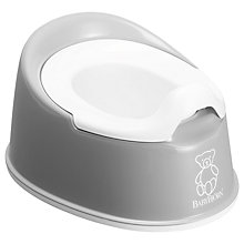 Buy BabyBjörn Smart Potty, Grey Online at johnlewis.com