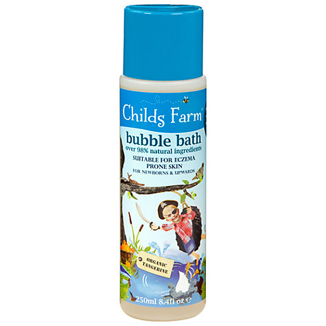 Buy Childs Farm Bubble Bath for Buccaneers, 250ml Online at johnlewis.com