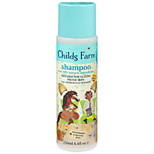 Buy Childs Farm Groomed to Perfection Shampoo for Luscious Locks, 250ml Online at johnlewis.com