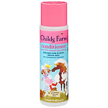 Buy Childs Farm Conditioner for Unruly Hair, 250ml Online at johnlewis.com
