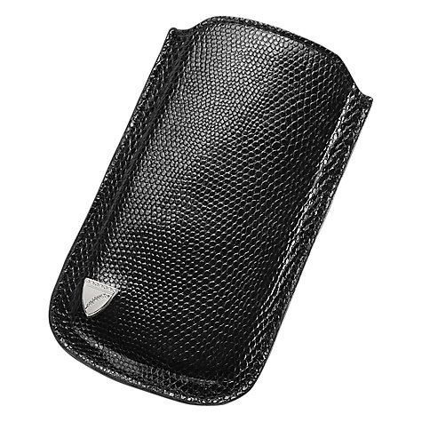 Buy Aspinal of London Leather iPhone 5 Case Online at johnlewis.com