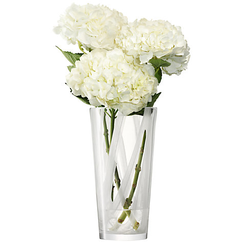 Buy LSA Cirro Flared Vase, H30cm Online at johnlewis.com