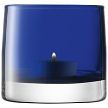 Buy LSA Coloured Tealight Holder Online at johnlewis.com