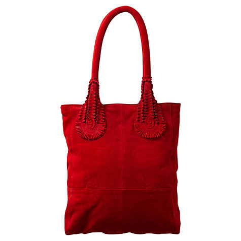 Buy East Suede Tote Bag Online at johnlewis.com