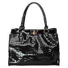 Buy Hobbs Cleo Croc Bag Online at johnlewis.com