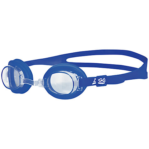Buy Zoggs Little Flipper Junior Swimming Goggles Online at johnlewis.com
