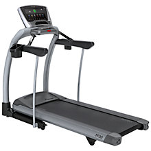 Buy Vision Fitness TF20 Touch Folding Treadmill Online at johnlewis.com