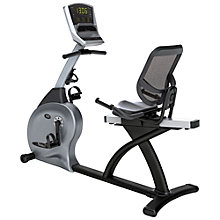 Buy Vision Fitness R20 Classic Recumbent Exercise Bike Online at johnlewis.com