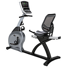 Buy Vision Fitness R20 Touch Recumbent Exercise Bike Online at johnlewis.com
