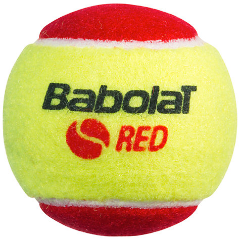 Buy Babolat Play & Stay Red Ball Online at johnlewis.com