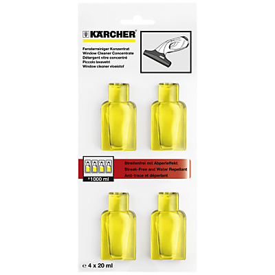 Kärcher Window Vacuum Concentrated Cleaning Agent