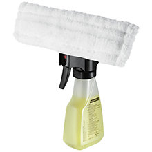 Buy Kärcher Spray Bottle With Microfibre Head Online at johnlewis.com