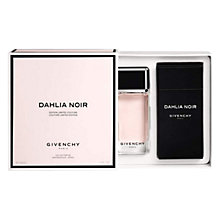 Buy Givenchy Dahlia Noir Eau de Toilette Limited Edition Gift Set Online at johnlewis.com