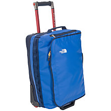 Buy The North Face Rolling Thunder Small Suitcase, Blue Online at johnlewis.com