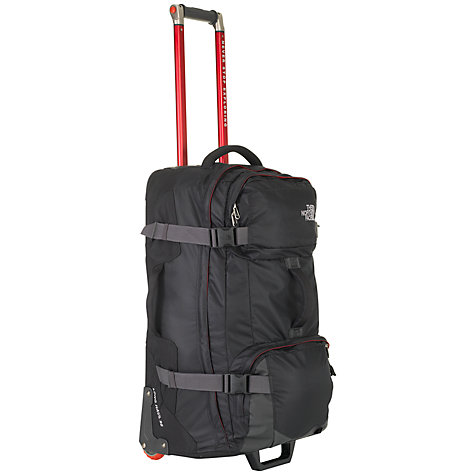"Buy The North Face Longhaul 26"" Holdall, Black Online at johnlewis.com"