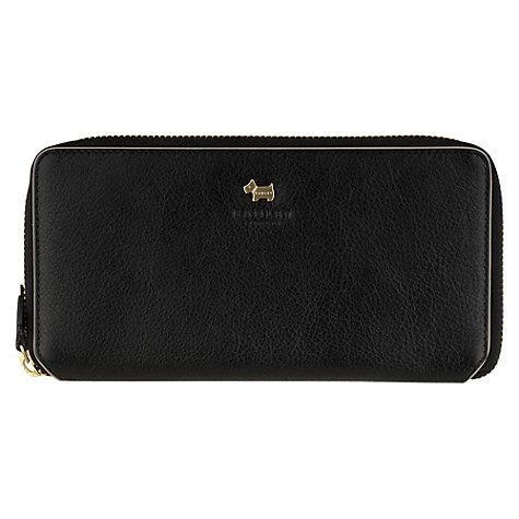 Buy Radley Blair Leather Large Zip Purse Online at johnlewis.com
